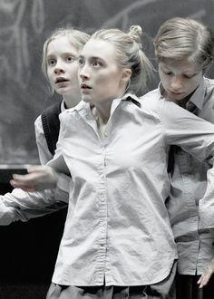 Saoirse Ronan - The Crucible