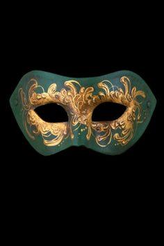 Venezianische Maske Karneval