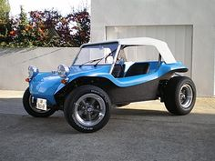 Buggy VW Manx our new toy!! Just a few modification needed and should look something like this :)