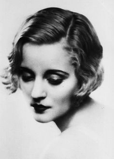 Tallulah Bankhead - 1920's - Photo by Dorothy Wilding (English, 1893-1976) - @~ Watsonette