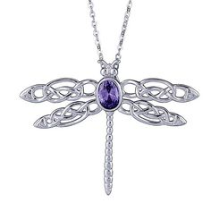 I Love Jewelry Celtic Dragonfly Pendant I Love Jewelry, Jewelry Gifts, Silver Jewelry, Jewelry Accessories, Fine Jewelry, Jewelry Necklaces, Silver Ring, Cheap Jewelry, Jewelry Making