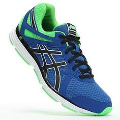 Asics - Gel Invasion.  My shoe of choice for mud runs.  Light weight, comfortable and mud doesn't cake to the sole - which makes them lighter after the mud pits.  I spray mine with water-proffing spray every few races to keep the mud from sticking.  It works...