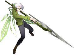 Reiji from Akiba's Beat