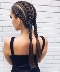 hairstyles in two braided hairstyles color 51 hairstyles for 5 year olds updos how to hairstyles two braids braided hairstyles hairstyles easter hairstyles sims 4 Sporty Hairstyles, Girl Hairstyles, Braided Hairstyles, Hairstyles Videos, Men's Hairstyle, Formal Hairstyles, Wedding Hairstyles, Hot Hair Styles, Natural Hair Styles