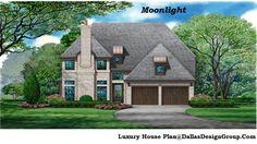 The Moonlight - luxury house Plan 972-907-0080