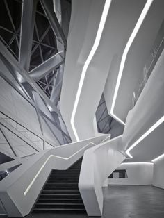 Guangzhou Opera House Architecture Zaha Hadid Architects Design For Game Environment