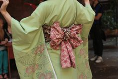 Kimono Obi   Green Kimono. Obi by Kutty-Sark on deviantART