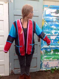 Vintage Southwest Retro Arizona Jacket size by FossilizedFVintage, $29.00