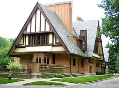 1000 Images About Craftsman Prairie On Pinterest
