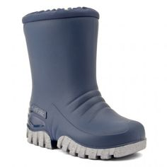 Our Baby Mudbuster, Navy Slip-on Waterproof Wellies are available in a wide range of sizes and width fittings - Quality Baby Boys First Shoes from Start-Rite Ugg Boots, Shoe Boots, Wellington Boot, Our Girl, Kids Boys, Girls Shoes, Uggs, Footwear, Slip On
