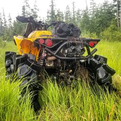 SuperATV's Assassinator Mud Tires ship free and carry a 90 day warranty. Atv Trailers, Atv Quad, Four Wheelers, Can Am, Atvs, Dream Garage, Picture Show, Outlander, Offroad