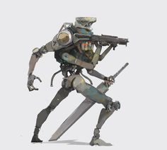 Aedel Fakhrie - ArtStation – Aedel Fakhrie You are in the right place about salute e benessere Here we of - Character Concept, Character Art, Robots Characters, Robot Concept Art, Robot Design, Ex Machina, Cyberpunk Art, Character Design Animation, Cultura Pop