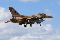 LAUNCH: RED FLAG 16-2 General Dynamics F-16C Viper USAF 84-0236 64th Aggressor Squadron (AGRS) 57th Adversary Tactics Group