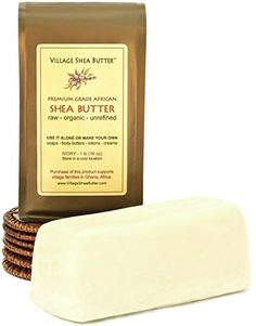 Village Shea Butter - Raw Organic Unrefined - 1 lb ** Learn more by visiting the image link. Raw Shea Butter, Unrefined Shea Butter, Body Butter, Diy Gifts For Men, Coconut Oil For Skin, Organic Aloe Vera, Oily Skin Care, Organic Skin Care, The Balm