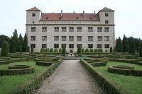 Bučovice Castle (1567 - 1582), Czech Republic