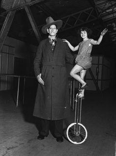 Circo vintage: fotos del espectáculo hace décadas (FOTOS)