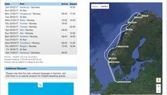 Crociere ai Fiordi e in Nord Europa in inverno, perché no? Con Aida si può. | Liveboat sito,forum e blog crociere