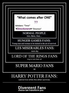 the truth about fandoms