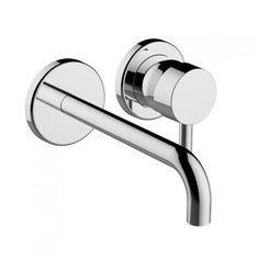 Ideal Standard Mara concealed, single lever basin mixer, trim set 2 projection: 204 mm