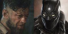 Andy Serkis aparece em nova foto no set de Pantera Negra