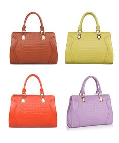 Fashion Genuine Leather Bag Women Handbag Shoulder Bag (Free Worldwide Shipping)
