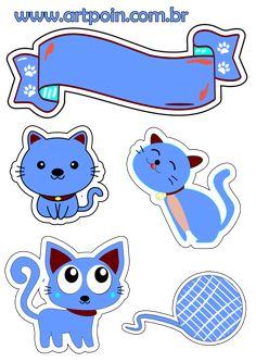 1 million+ Stunning Free Images to Use Anywhere Cat Cake Topper, Cake Toppers, Free To Use Images, Teaching Aids, Aesthetic Stickers, Cat Birthday, Cat Party, Print And Cut, Planner Stickers