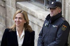 La Justicia rebaja la fianza a la infanta Cristina
