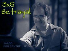 3x5 Betrayal :http://www.thepretenderlives.com/project/3x5-betrayal/