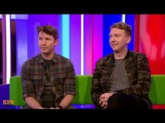 James Blunt and Joe Lycett on BBC The One Show (22/03/2017) - YouTube