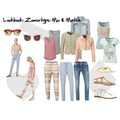 Lookbook: Zomertype Mix & Match