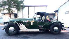 1950 Bentley MarkVI Halse Special