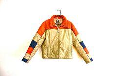 Retro Puffy Ski Jacket