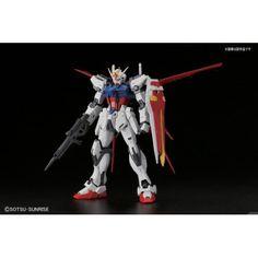 Bandai MG 1/100 Aile Strike Gundam Ver.RM  Bandai MG 1/100 Aile Strike Gundam Ver.RM...