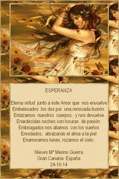 Esperanza - Pléyade - - Blog - Casa dos Poetas e das Poesias
