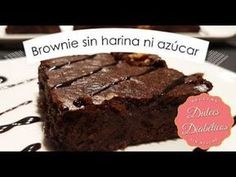 Chocolate cake with courgettes and dates - HQ Recipes Pudding Desserts, Dessert Recipes, Muffins, Sugar Free Desserts, Healthy Desserts, Brownie Recipes, Chocolate Recipes, Croissants, Zuchinni Recipes