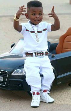 Gucci kid fashion