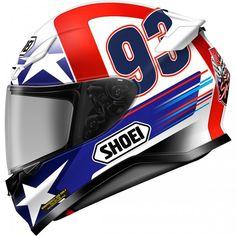 Shoei RF-1200 Indy Marc Marquez Helmet available at Motochanic.com