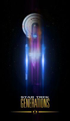 Star Trek by Lewis Niven Star Trek 4, Star Trek Ships, Star Trek Characters, Star Trek Movies, Star Trek Posters, Movie Posters, Science Fiction, Star Trek Wallpaper, Star Trek Generations