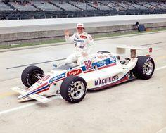 Chip Ganassi 1986