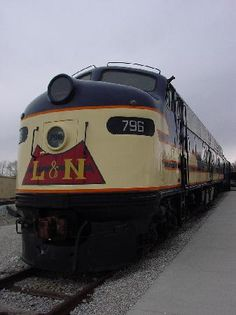 Historic Railpark and Train Museum in Bowling Green, KY - mom & I toured here in 2010