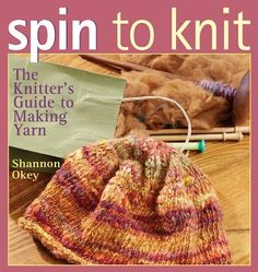 Knitters who want new worlds to conquer can reach for this guide to handspinning their own designer yarns. A rundown on equipment introduces the drop spindle, supported spindle, niddy-noddy, McMorran balance, and yarn meter, while the following sections include choosing wool and other fibers, presenting knitting patterns suitable for handspun yarn ...