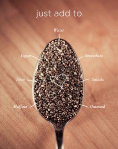 superfood chia seed