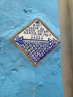 Señales de la Riada Spain And Portugal, The Province, Places To Go, Mosaic, Tile, Inspire, Country, Photography, Color
