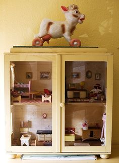 10 DOLLHOUSES-currently only have a little boy but cute ideas for little girls.