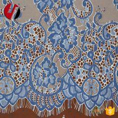 Raschel Polyamide Soft Skirt Lace Fabric Elie Saab