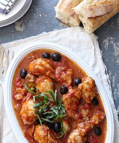 Recipe: 30-Minute Pressure-Cooker Cacciatore Chicken — Electric Pressure-Cooker Recipes from Laura Pazzaglia
