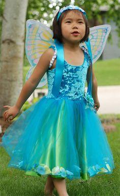 Flower Fairy Tulle Dress