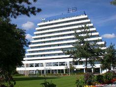Grömitz - Hotel Carat, da bin ich bald mit der lieben Iris