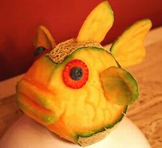 Best food art and carvings images in food art creative