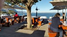 Hermanus a tapestry of things to do in Autumn Stuff To Do, Things To Do, Burgundy, Tapestry, Restaurant, Patio, Autumn, Outdoor Decor, Maps